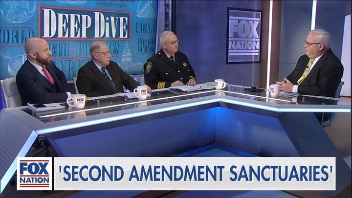 Is growing 'Second Amendment sanctuary' movement dangerous or patriotic?