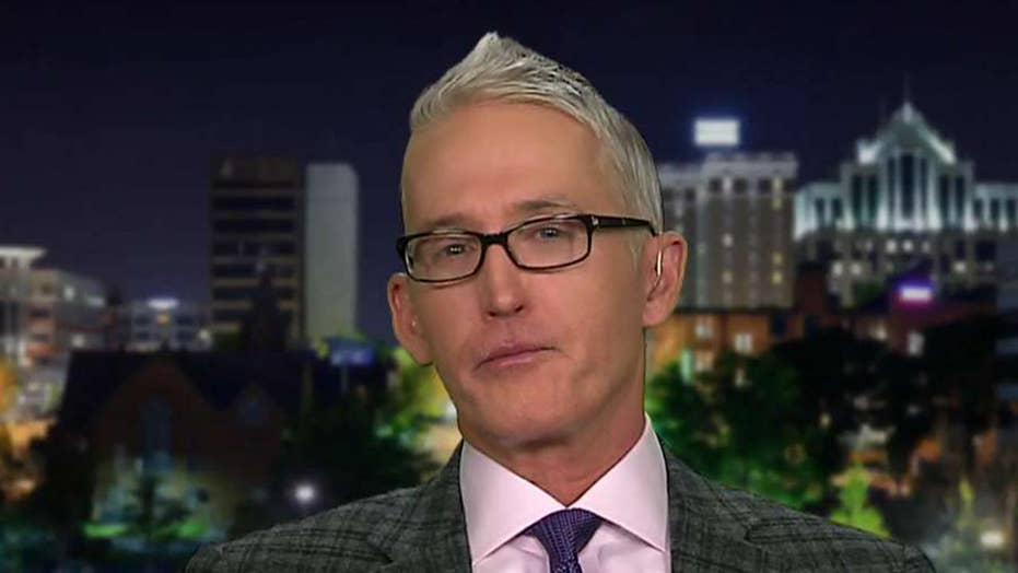 Trey Gowdy says Democrats' impeachment goal is neuter President Trump's second term by taking the Senate