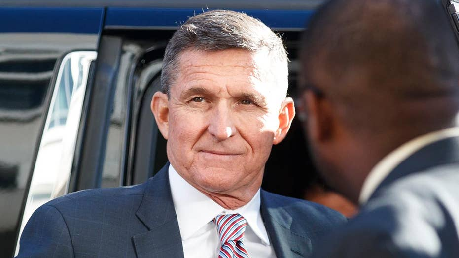 Federal prosecutors now say Michael Flynn deserves prison time