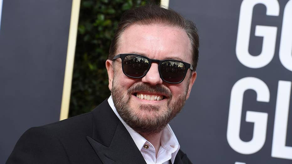 Ricky Gervais blasts critics of Golden Globes monologue after media slam his anti-Hollywood jokes
