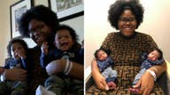 Mother gives birth to two sets of twins in same year