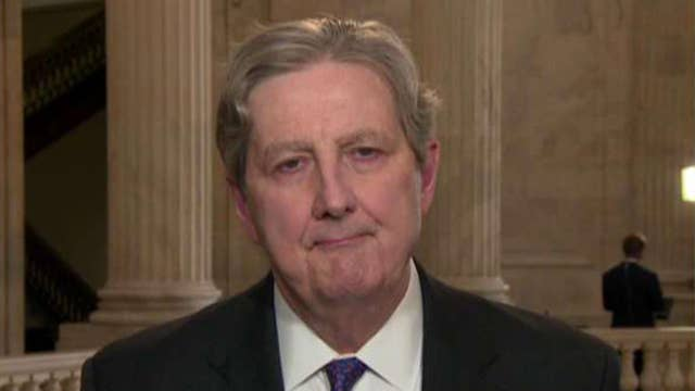 Sen. John Kennedy on Iranian missile attack: America is not the bad guy here