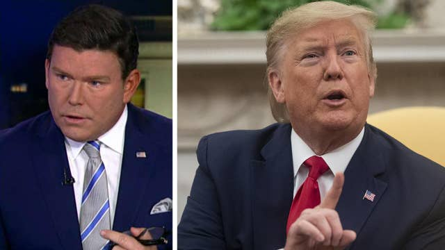 Bret Baier says Iranian missile attack is President Trump's biggest test