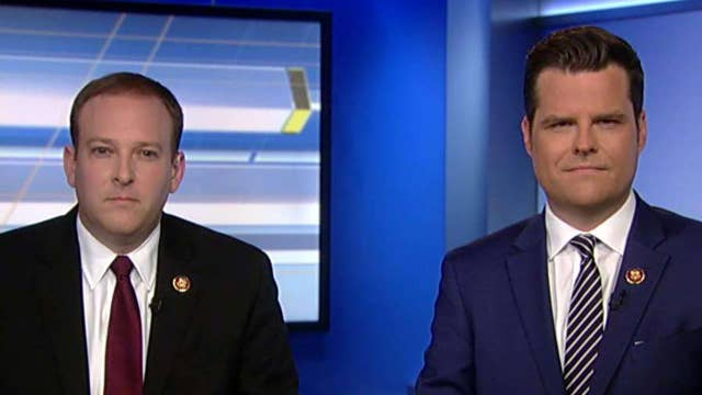 Reps. Zeldin, Gaetz respond to Iranian missile attack on US forces in Iraq