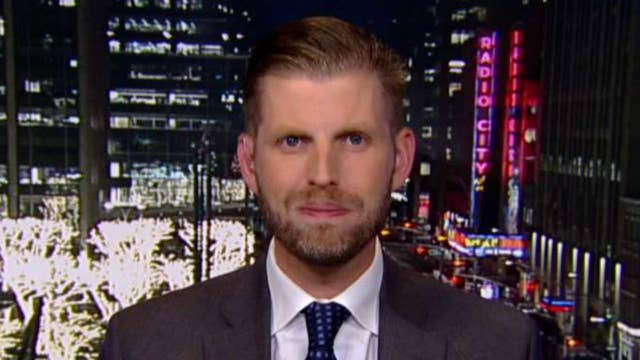 Eric Trump says Iran thought they could continue getting away with murder