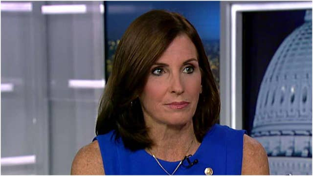 Sen. Martha McSally says US should use all elements of national power to deescalate and deter Iran