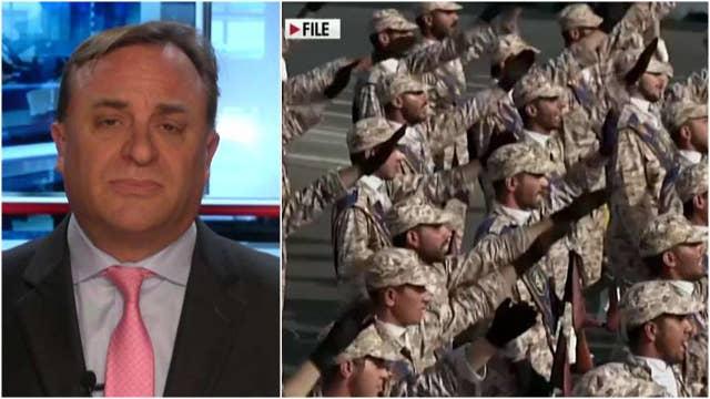 Former naval intelligence officer says missile strike is a disaster for Iranian regime