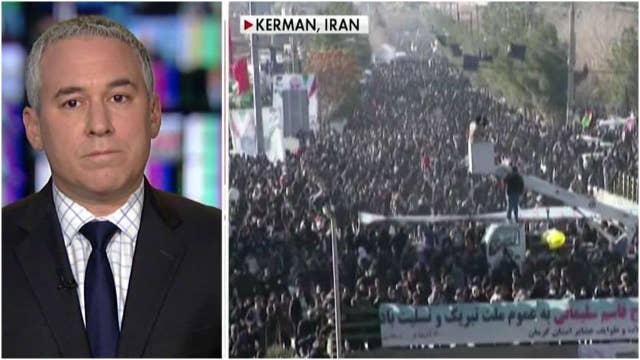 Jonathan Schanzer says President Trump called Iran's bluff