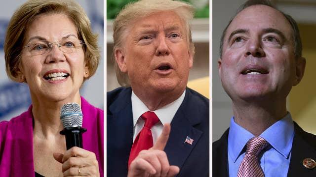 Democrats criticize President Trump's strategy for Iran