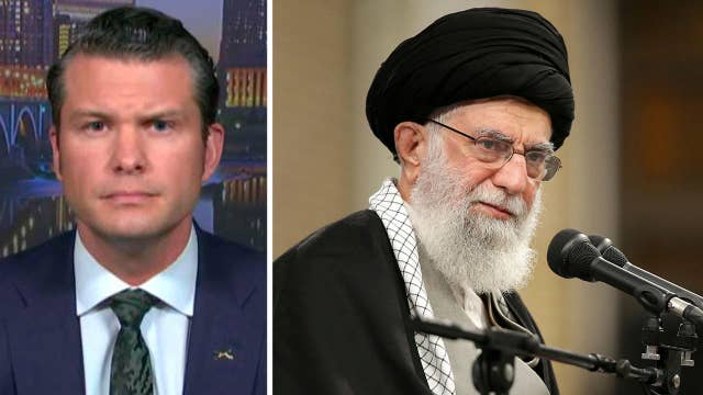 Pete Hegseth: Iran needs to come back to the table 'limping and begging'