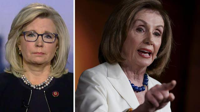Rep. Cheney: Pelosi is an 'embarrassment' and I'm surprised she still has Democrat support