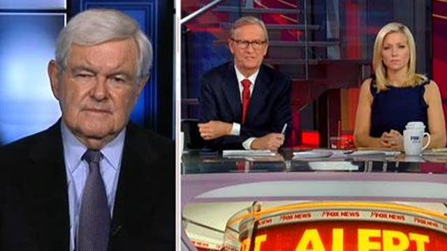 Newt: Iran's calculated strike a 'PR gesture' to look tough
