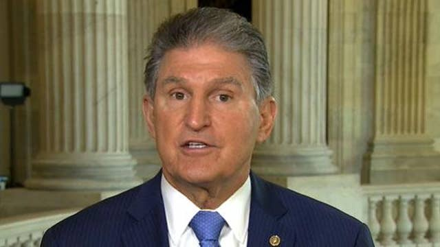 Dem Manchin calls for 'super diplomacy' with Iran