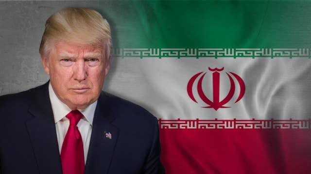 Ex-Obama official on Trump's Iran Address: 'He made a speech full of platitudes'