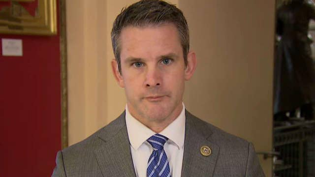 Rep. Kinzinger on Iranian missile attack: It's frightening that this became political so quickly