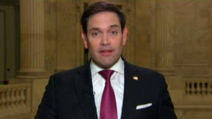 Sen. Marco Rubio says Iran decided to respond to US economic sanctions with violence