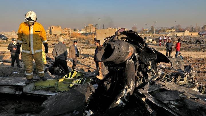 Aviation expert examines what may have caused Ukraine plane crash in Iran