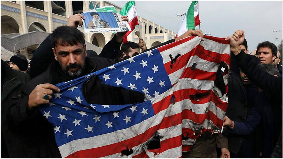 Mixed messages? Iran launches missile attack, insists they don't want a war with the US