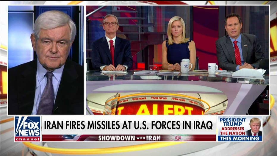 Newt Gingrich: Don't assume Iran is a 'stable dictatorship'