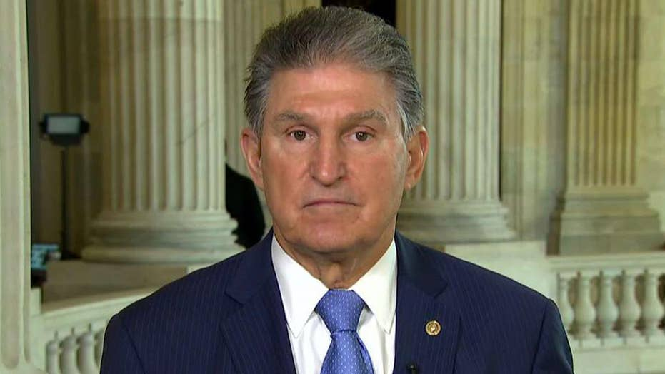 Sen. Manchin says now is the time for diplomacy and civility with Iran