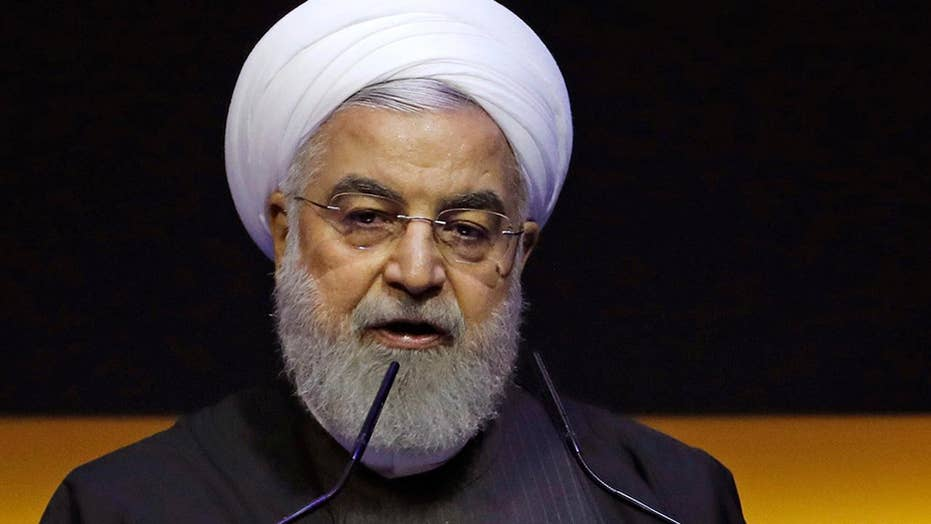 Iran pledges to kick all US forces out of Middle East as 'final answer' to Soleimani strike