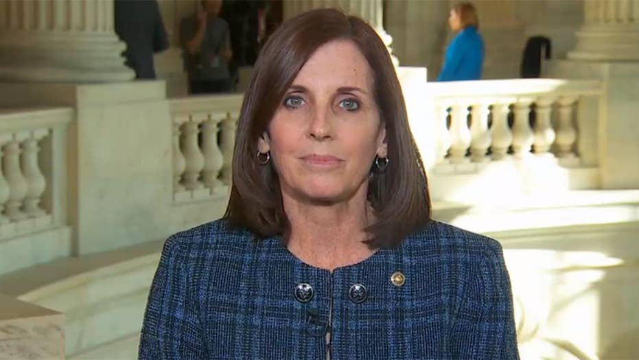 Sen. McSally: We should be unified as a country against the death of this terrorist leader