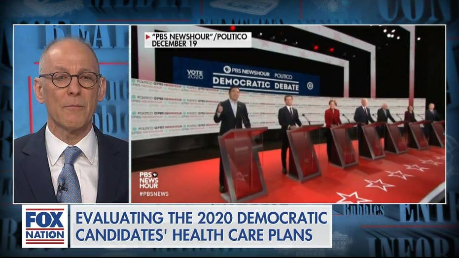 Obamacare architect rejects Sanders, Warren health insurance plans: 'I'm not an advocate'