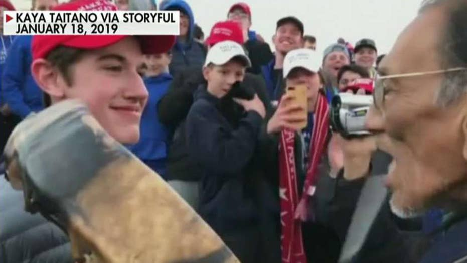 CNN settles lawsuit with Covington student Nick Sandmann