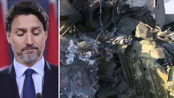 Trudeau: Evidence shows Iranian missile took down Ukrainian jetliner, may have been unintentional