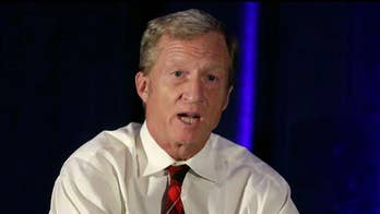 Steyer courts black voters in South Carolina, amid surprising surge in the polls