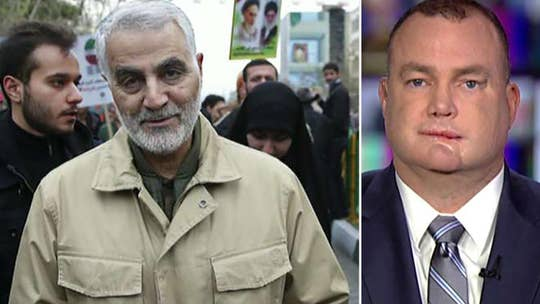 Iraq veteran injured by Iranian-made explosive says it's 'about time' Soleimani was taken out