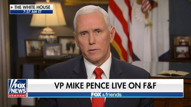 Mike Pence: No doubt Iranians intended to kill Americans