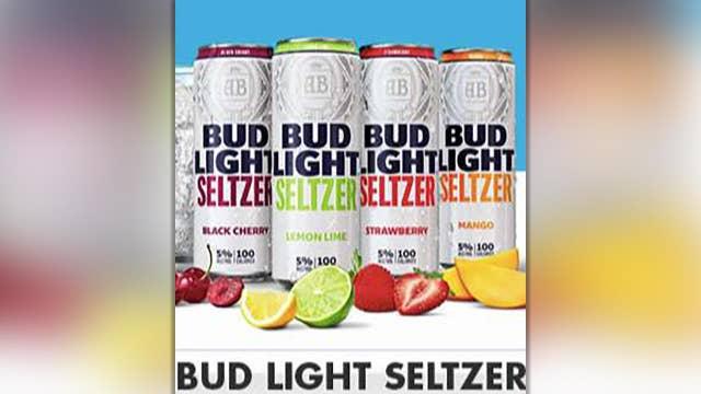 Anheuser-Busch ready to launch Bud Light Seltzer