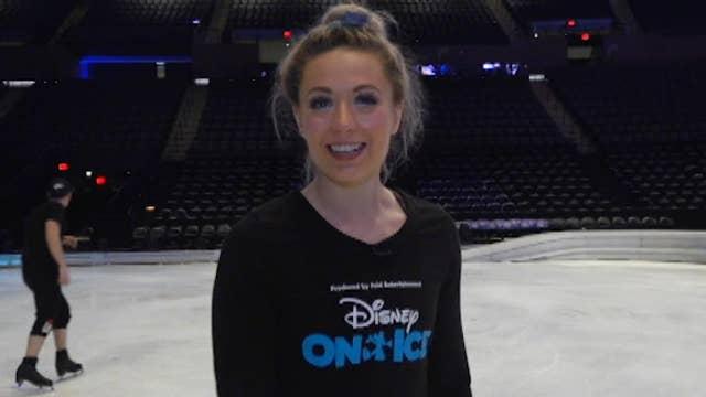 Behind the scenes look at 'Disney on Ice: Road Trip Adventures'