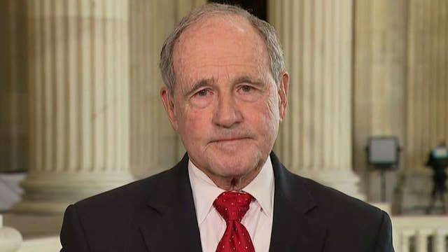 Sen. Risch on missile strike: Had Iran taken lives in that attack we'd be in a very different place right now