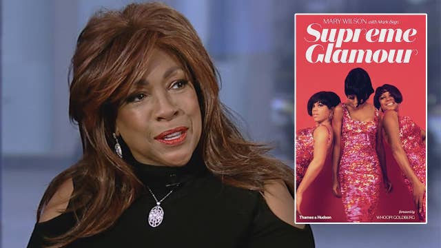 Mary Wilson discusses the iconic fashion of The Supremes