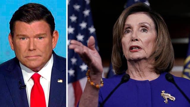 Pelosi's request to see Senate 'arena' before sending impeachment articles won't happen, Bret Baier says