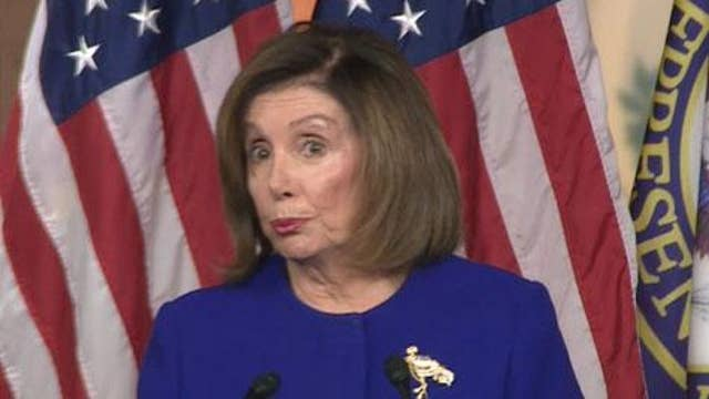 Outnumbered: Pelosi's 'trivial'  impeachment delay getting 'absurd'