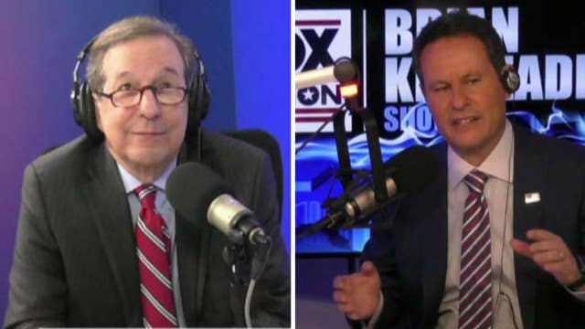 Chris Wallace gets book promotion tips on the 'Brian Kilmeade Show'