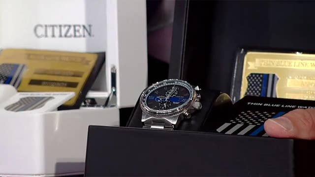 After the Show Show: Citizen Watch kicks off a year-long campaign to honor law enforcement