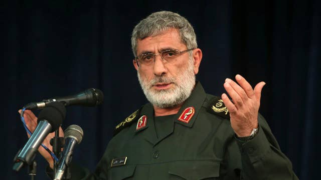 Esmail Qaani, the new leader of Iran's Quds Force, commits to Soleimani doctrine