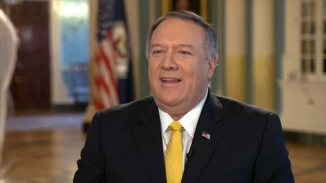 Preview clip: Secretary Pompeo on criticism of intel briefing on Soleimani strike