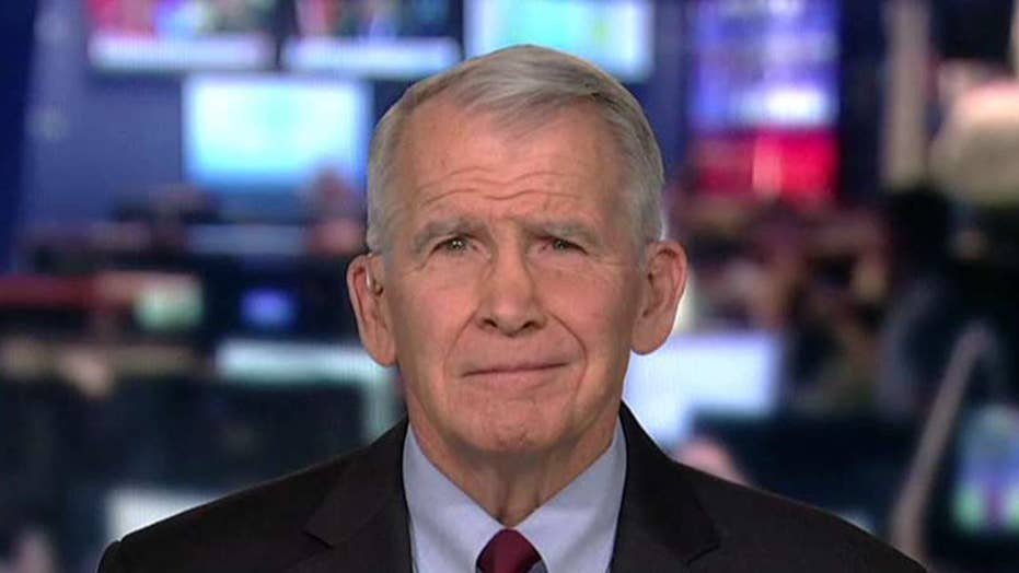 Col. Oliver North.
