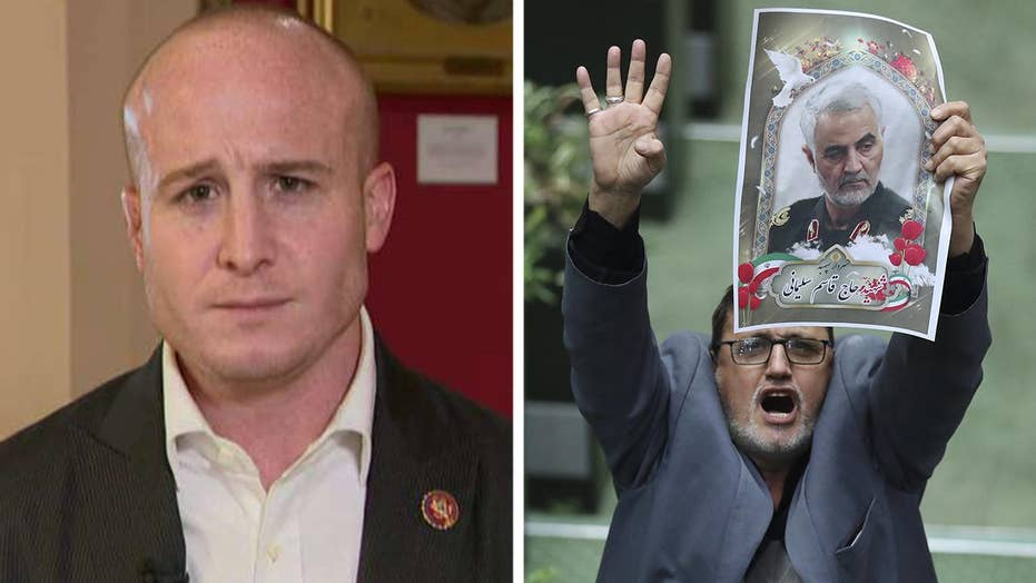 Rep. Max Rose: Killing of Soleimani was legal and justified