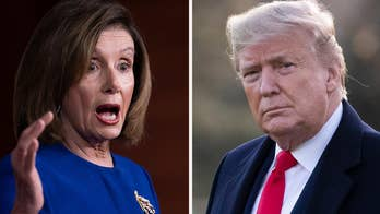 Vertigo: Trump, Pelosi duel for airtime over China, impeachment