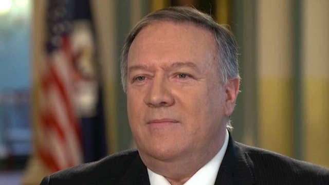 Mike Pompeo says China is doing tremendous harm to its Muslim population