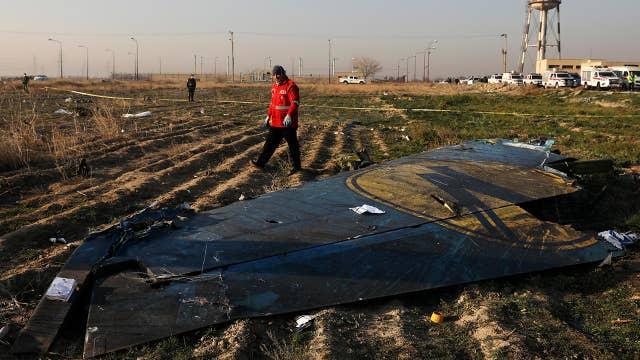 Pentagon officials believe Iran mistakenly shot down Ukrainian aircraft