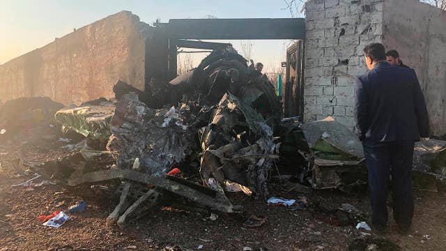 How will the world respond to the Ukrainian jet crash in Iran?