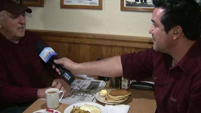 Breakfast with 'Friends': Uncle John's in Toledo, Ohio