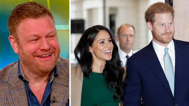 Mark Steyn slams 'tone deaf' timing of Prince Harry and Meghan Markle's announcement